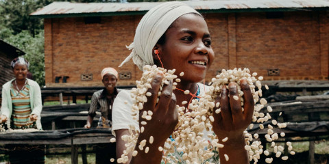 The Perfect Balance: a film about Rwandan Fair Trade coffee
