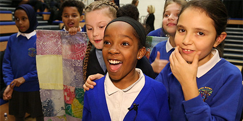 'Dragon's Den' comes to Royal Greenwich Schools