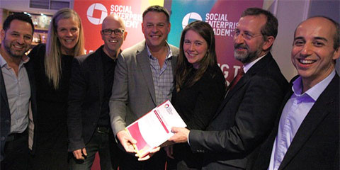 Aussie social enterprise takes part in world-first social enterprise agreement