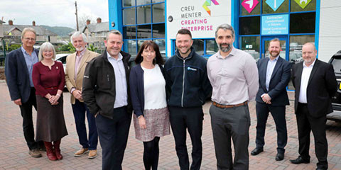 Creating Enterprise brings the Social Enterprise Academy to Wales