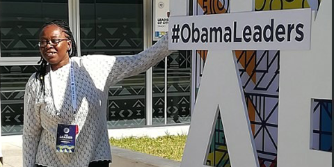Likumbi Kapihya selected for Obama Leaders: Africa 2019