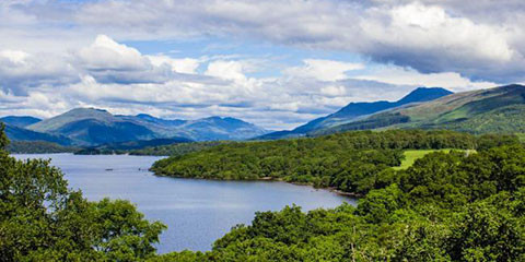 Social enterprise hub launched in Loch Lomond & the Trossachs National Park