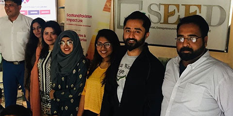First fellows announced for Scotland: Pakistan Impact Link